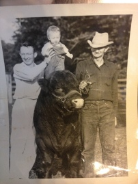 (Left to Right) Grandma Bennett (Pam's dad), Uncle Tom and Great Grandma Bennett.