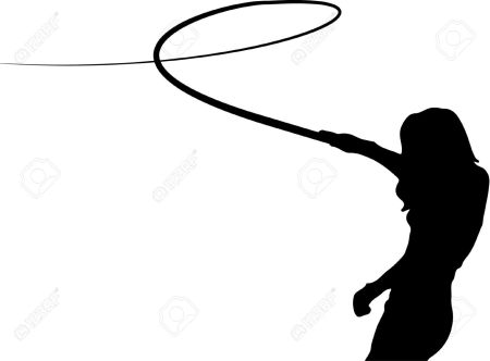 41450790-Sexy-Woman-Whip-Cracking-Stock-Vector-whip