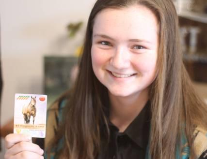anna and gunner card