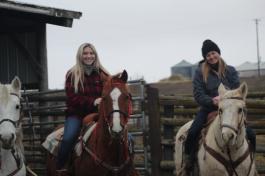 Erica and Kenzie Dec 2019