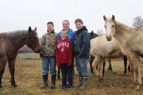 Kids with foals Dec 2019.JPG