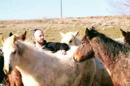 Chad with foals Feb 2020