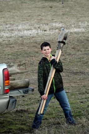 Kade post hole diggers Feb 2020